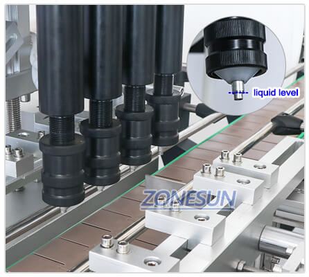 Filling Nozzle of Perfume Filling Line