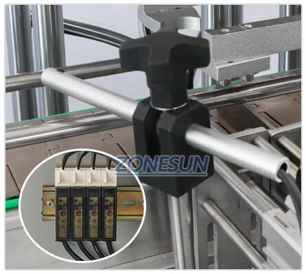 Electric Eye of Filling Line