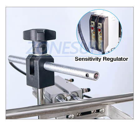 Electric Eye of ZS-DTMP4C Automatic Liquid Filling Machine