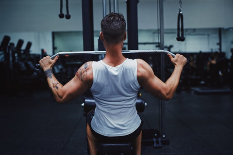 do cable exercises build muscle