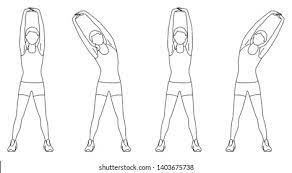 stretches for the elderly