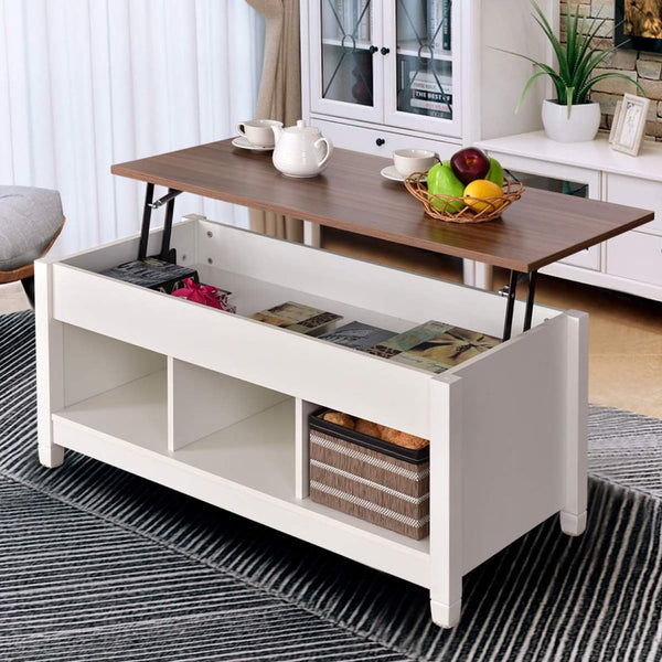 furniture with storage makes the room bigger