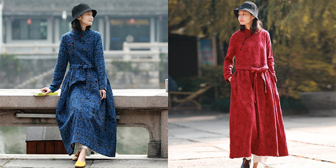 chinese style womens clothes