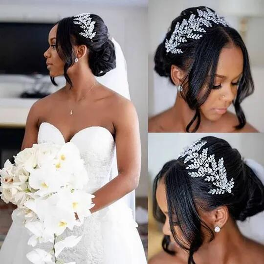 wedding hair 5x5 Invisible HD Lace Closure Wigs 180% Density Virgin Hair Body Wave Lace Closure Wigs Melted Match All Skin