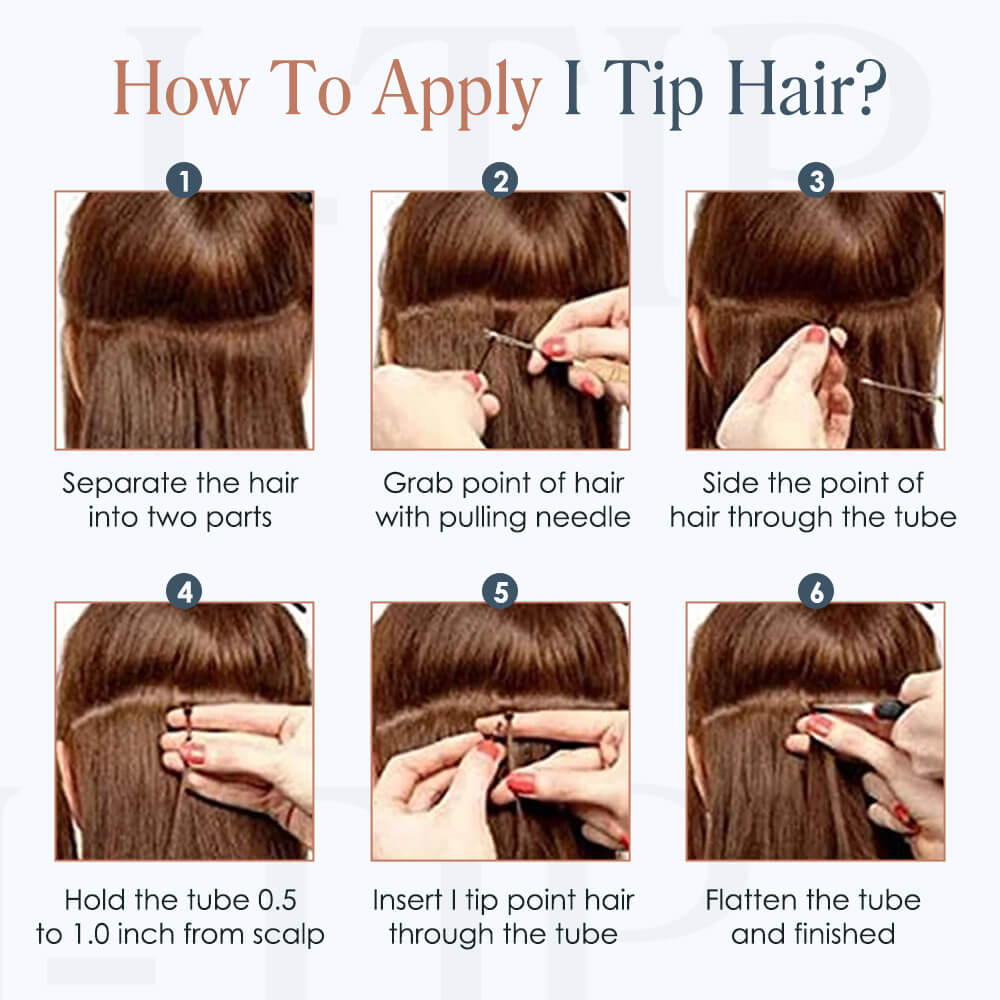 how to apply I tip