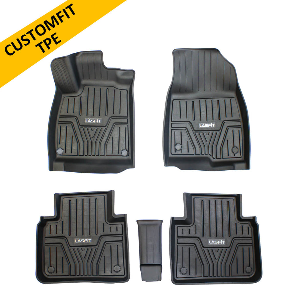 Floor Liners for Nissan Rogue LASFIT