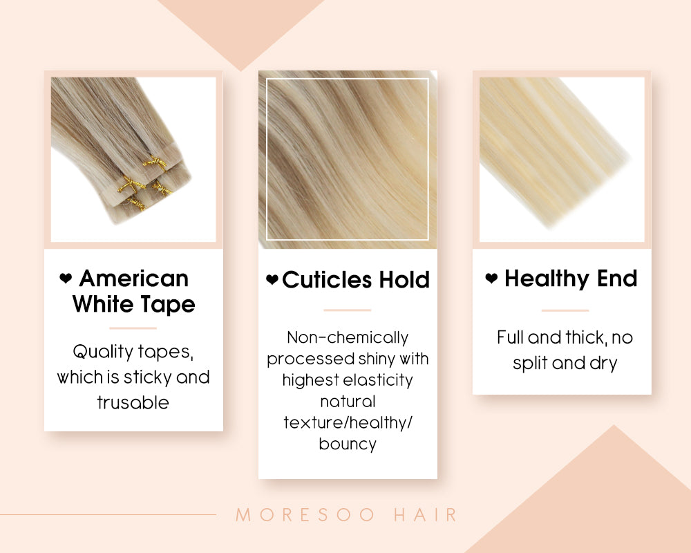 hair extensions tape