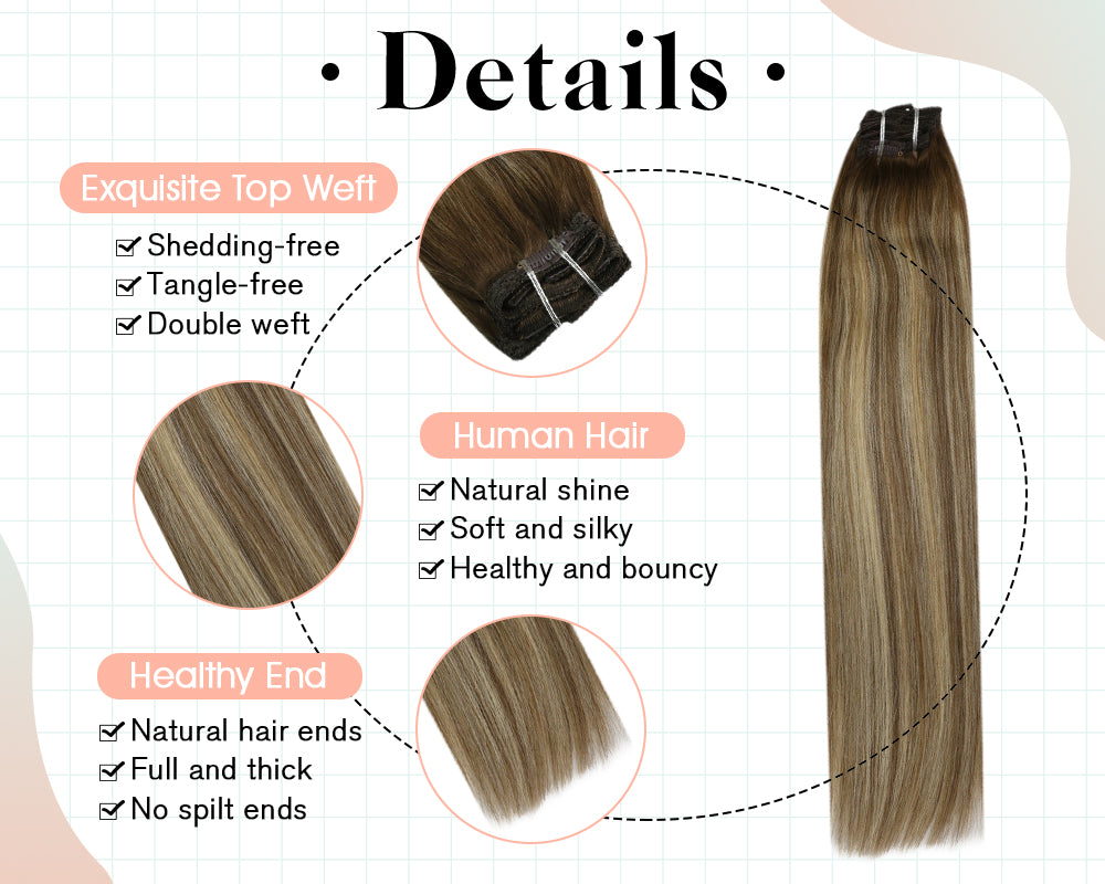 remy clip on extensions
