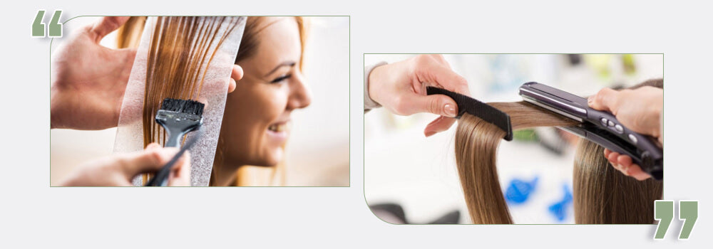 clip in hair extensions you can dye