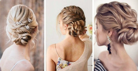 Stylish Updos Ugeat Hair Extensions