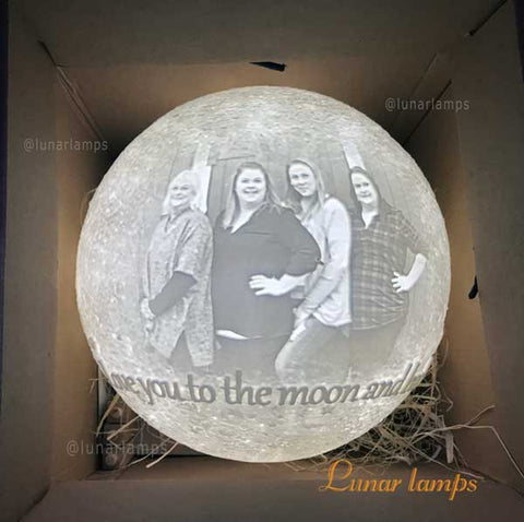 moon lamp for friends