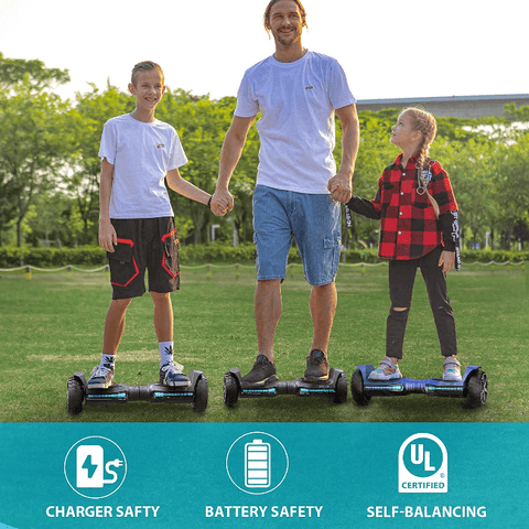 hoverboard with ul2272 certified