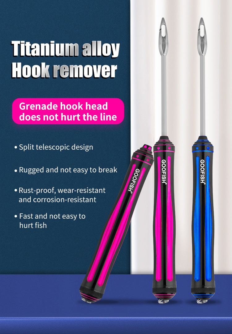GOOFISH HOOK Decoupler