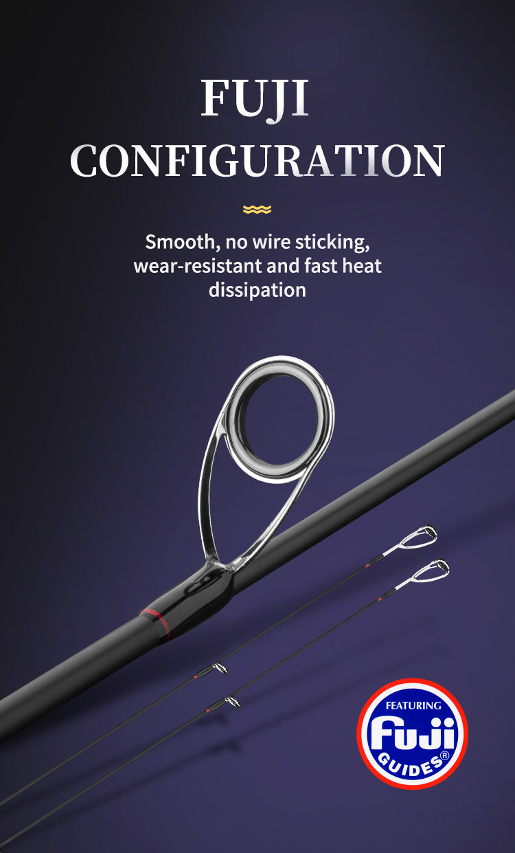 best trout fishing rod in market from goofish