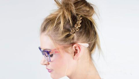 Back to school hairstyle Snake Braid