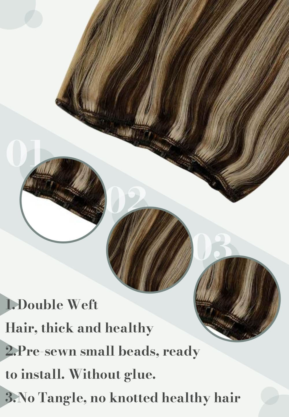 #4 27 the most popular hair color in 2021 highlight hair color mesium brown mixed medium londe can be last for 3 to 6 months