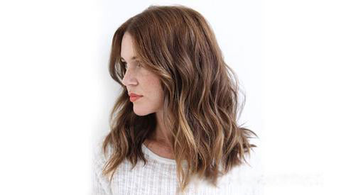 Back to School Hairstyle The waves
