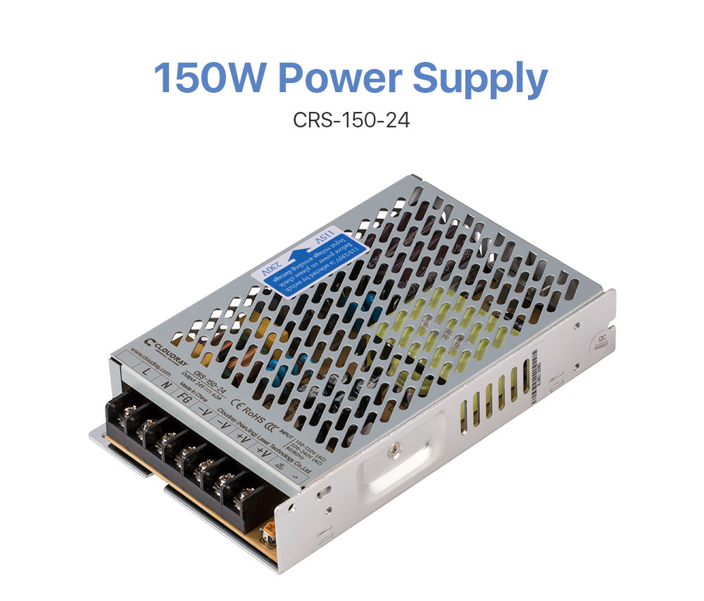 150W 24V Switch Power Supply for Stepper Motor and 3D Printer