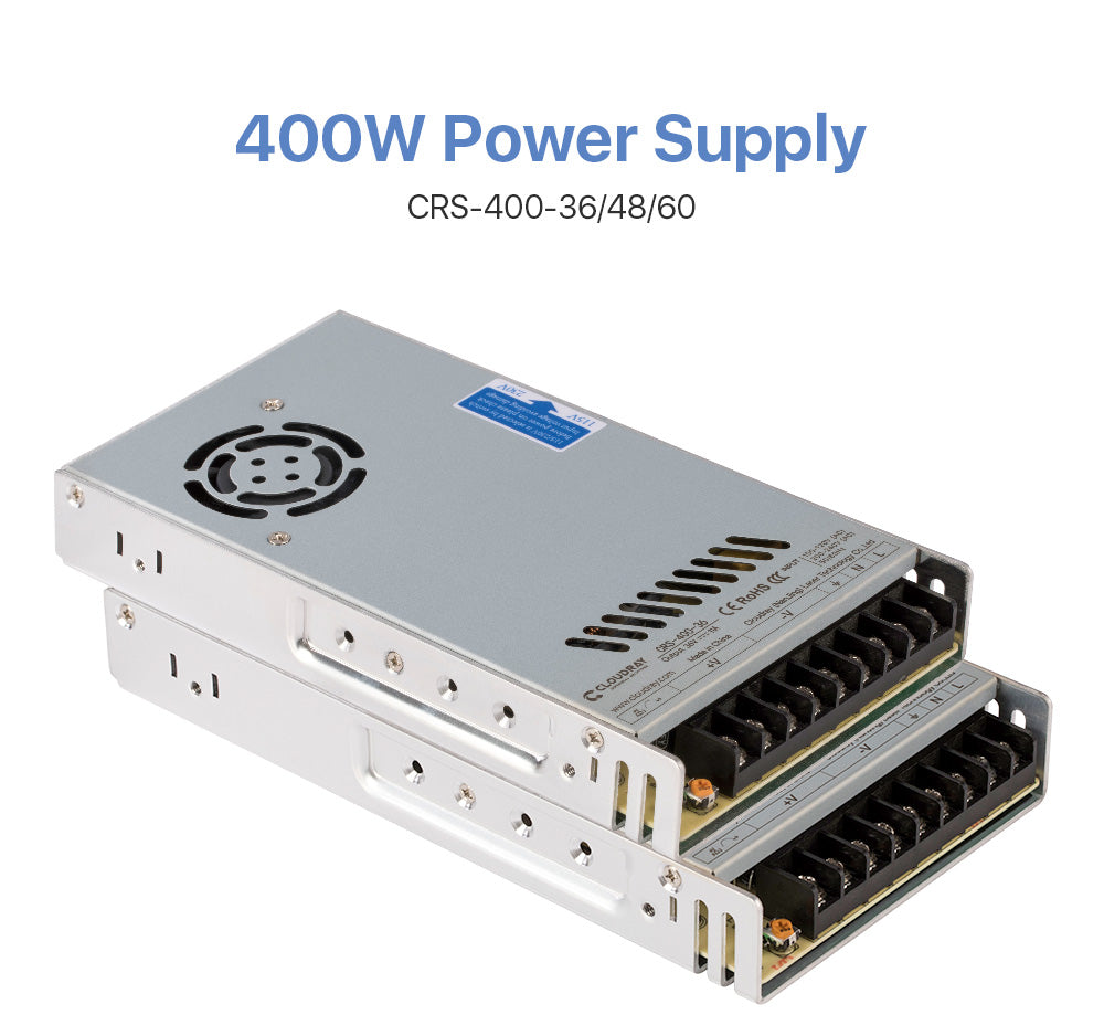 400W 36V 48V 60V Switch Power Supply 11A 8.3A 6.7A For CO2 Laser Cutting Machine