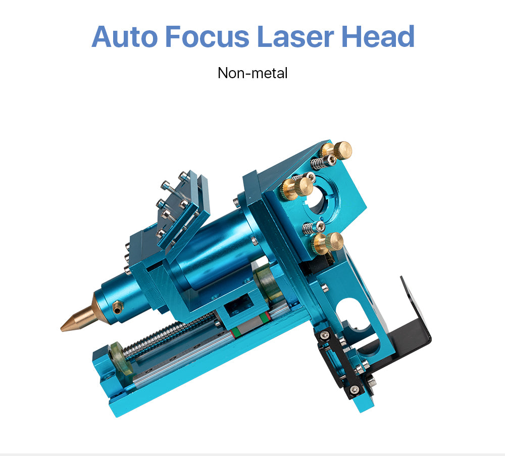CO2 Laser Cutting Head Non-meta Auto Focus Laser Head