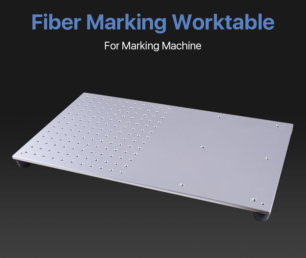 Fiber Laser Marking Worktable for Marking Machine