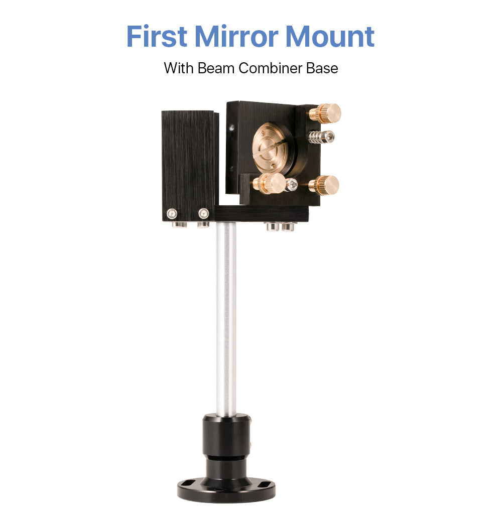 E Series 1st Mirror Mount(Including Beam Combiner)