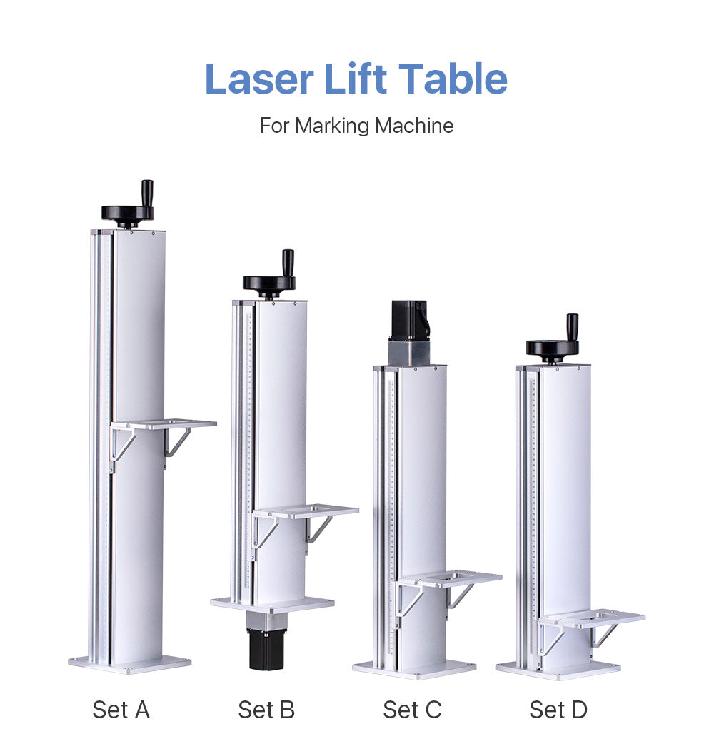 Cloudray Laser Lift Table for Marking Machine