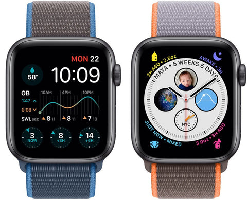 watchos 7 apple watch complications