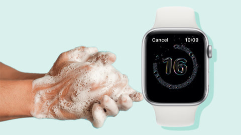 watchos 7 handwashing detection