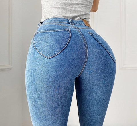Butt Lifting Jeans