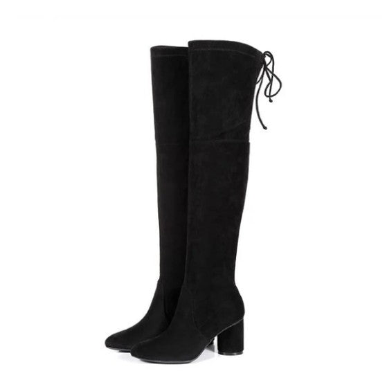Small Size Over Knee Long Boots