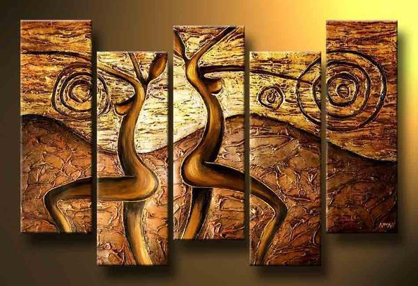 Large Acrylic Painting, Living Room Wall Art Paintings, Modern Contemporary Art, Texture Artwork