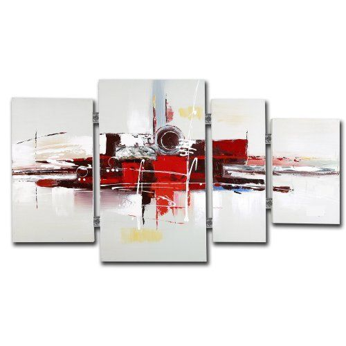 Acrylic Painting on Canvas, Living Room Wall Art, Modern Contemporary Painting, Acrylic Wall Art Paintings