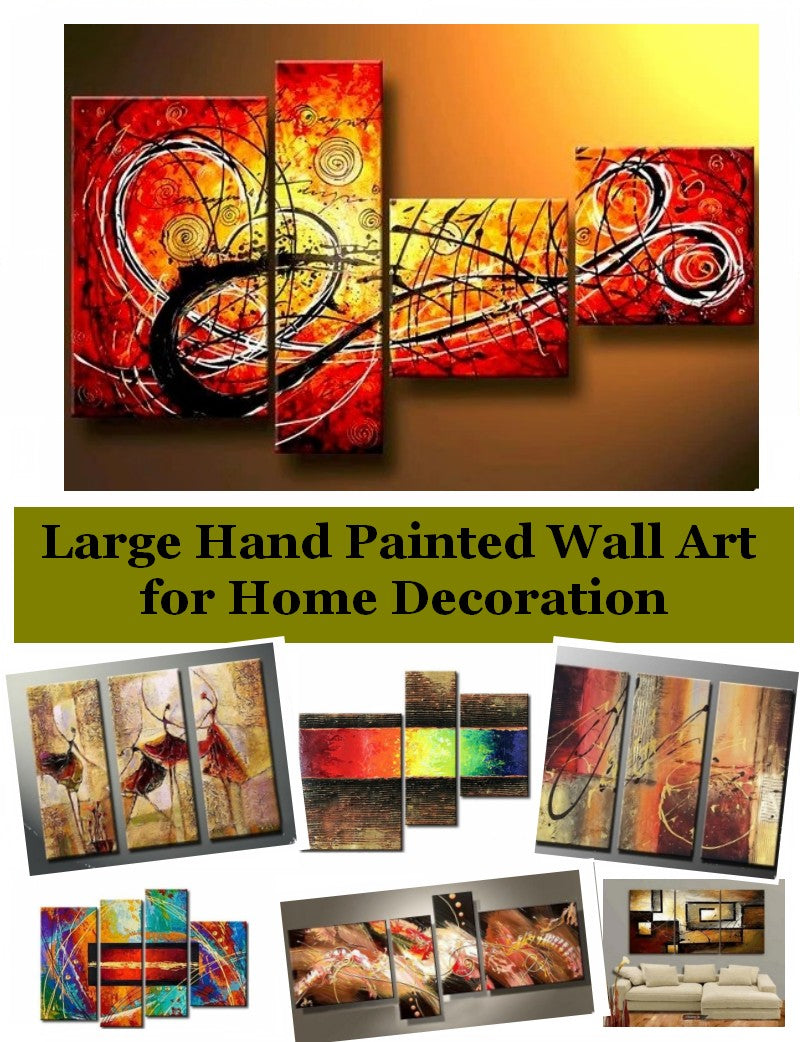Modern Paintings for Bedroom, Huge Painting for Sale, Hand Painted Canvas Art, Modern Wall Art Paintings