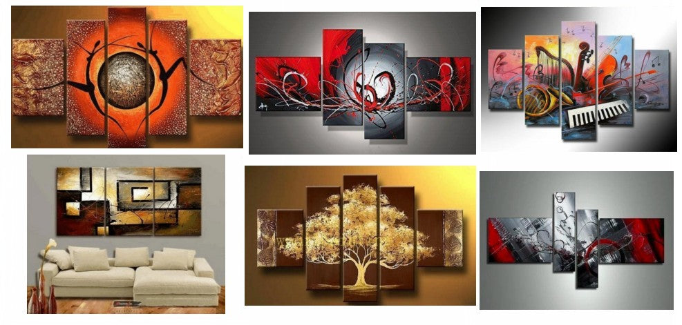 Acrylic Paintings for Living Room, Abstract Painting on Canvas, Modern Wall Art Paintings, Living Room Canvas Paintings, Abstract Paintings for Living Room