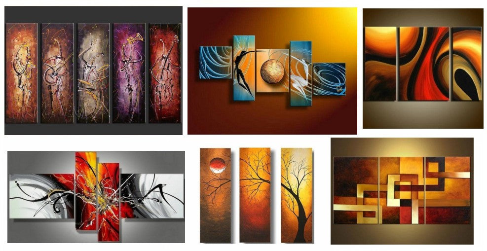 Acrylic Paintings for Bedroom, Modern Paintings, Simple Modern Art, Abstract Paintings for Bedroom, Bedroom Canvas Paintings, Buy Paintings Online