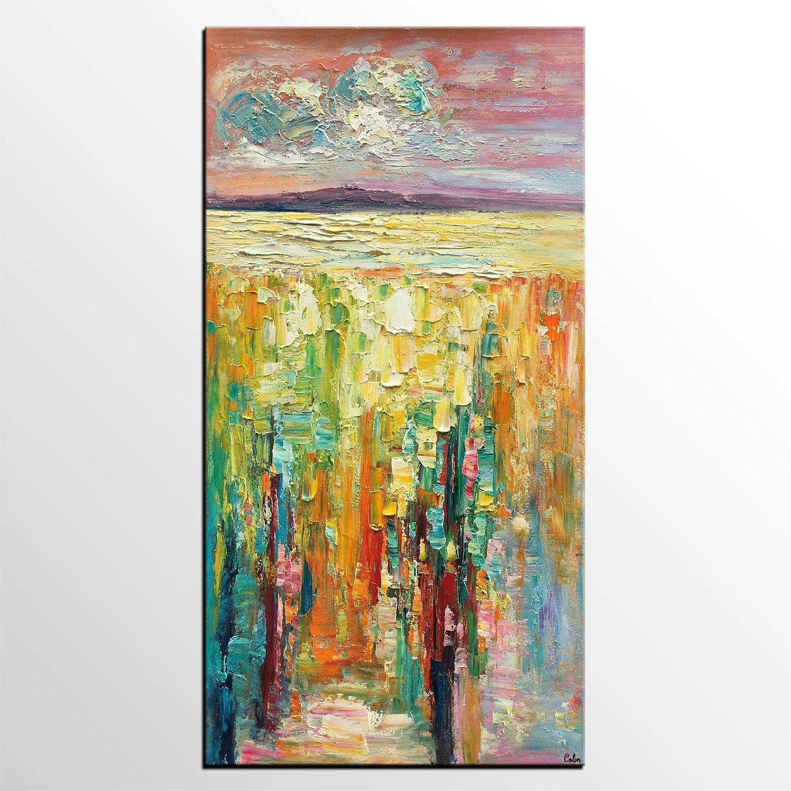 Abstract Art Painting, Simple Modern Art, Wall Art Paintings, Original Abstract Paintings, Custom Extra Large Painting