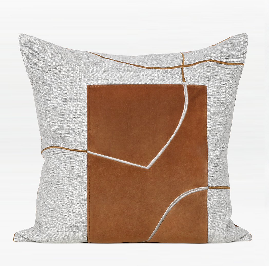 modern sofa pillow, modern pillows, throw pillows for couch, large square pillows