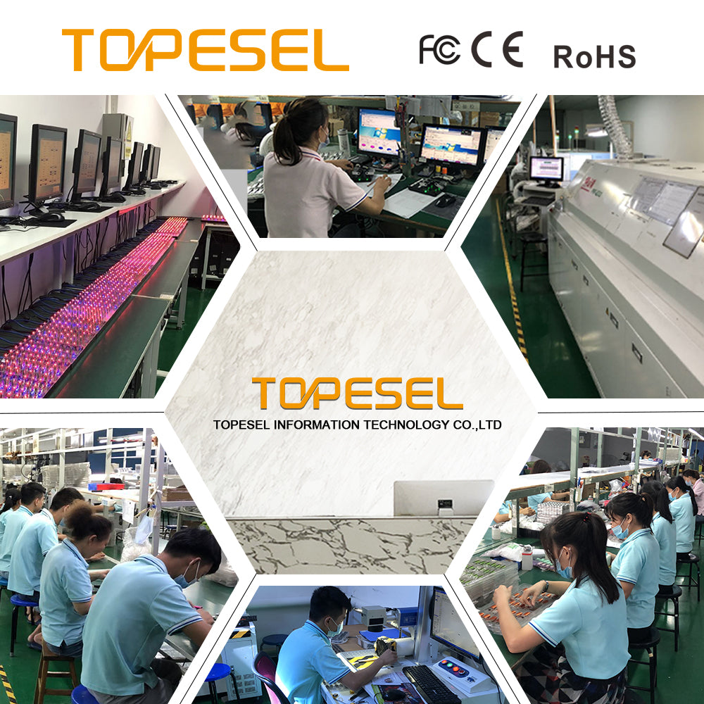 TOPESEL USB drive factory