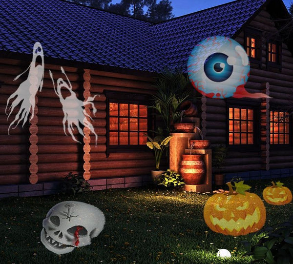 Halloween  LED Projection Lights